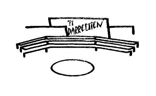 """Openluchttheater """"et Darreltien"""""""