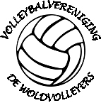 "Volleybalvereniging    ""De Woldvolleyers"""