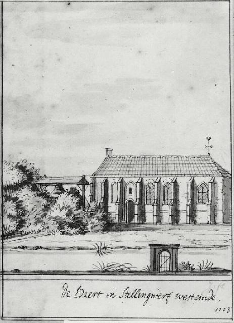 Tekening 1723