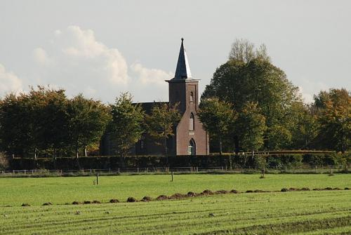 Interview restauratie kerkje Ter Idzard
